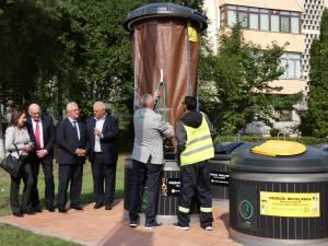 Cel mai modern sistem de colectare a gunoiului menajer a fost inaugurat la Suceava 4