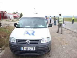 Inspectorii RAR au verificat starea tehnică a maşinilor care circulă pe drumuri