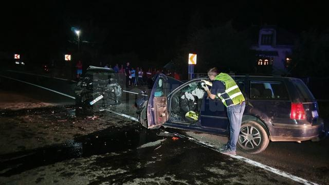 Tânărul care a provocat accidentul în care doi soți și-au pierdut viața, plasat sub control judiciar