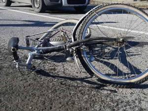 Doi bicicliști băuţi au fost victimele unor accidente rutiere în timp ce se aflau în trafic