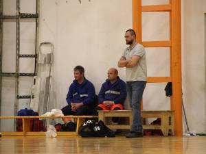 Antrenorul Adrian Chiruţ îşi doreşte omogenizarea cât mai bună a lotului