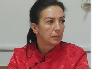Prof. Alexandra Chirilă, inspector şcolar adjunct în cadrul Inspectoratului Şcolar Judeţean Suceava