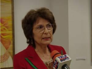 S-a stins din viaţă conf. univ. dr. Sabina Fînaru
