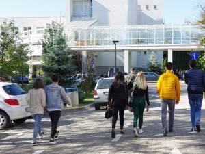 Admiterea la USV, sesiunea de toamnă, debutează luni