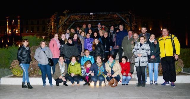 Excursie organizată de profesorii de la Colegiul Alexandru cel Bun