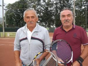 Nicolai Iliuţ şi Constantin Bălan au jucat finala turneului Tenis Partener de la Suceava