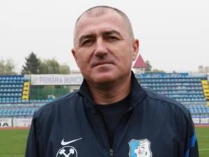 Petre Grigoras este noul antrenor al Forestei