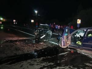 Accidentul de pe 29 august în care doi soți au fost accidentați mortal după ce mașina cu care se deplasau regulamentar a fost lovită violent de un BMW condus de un șofer din Botoșani