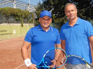 Mihai Ududec şi Sorin Raţă s-au întâlnit în cadrul Categoriei Elită