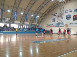 Universitatea Suceava a disputat două meciuri de pregătire la Odorhei