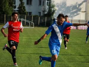 Plămadă a reușit patru din cele 5 goluri ale rădăuțenilor. Foto Cristian Plosceac