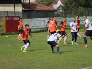 FC Pojorâta a câştigat pe teren propriu, scor 5 - 2, cu Juniorul Suceava. Foto SportSv.ro