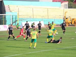Foresta a câştigat în fața Oțelului, la primul meci oficial cu antrenorul Petre Grigoraș pe bancă