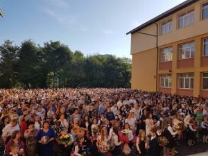 Primarul Ion Lungu a participat la deschiderea anului școlar 2019 - 2020 la 16 unități de învățământ 3