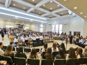 Primarul Ion Lungu a participat la deschiderea anului școlar 2019 - 2020 la 16 unități de învățământ 4