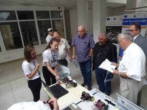 """Concursul Național de Știință și Inginerie pentru Elevi """"RoSEF"""""""
