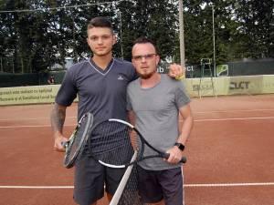 La Principală, -40, s-au întâlnit Daniel Roşu şi Emilian Petruneac