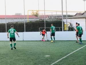 Meciul Inter Conti - Trutzi a oferit multe faze spectaculoase