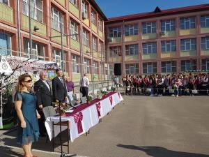 Primarul Ion Lungu a participat la deschiderea anului școlar în 16 unități de învățământ, din toate cartierele Sucevei