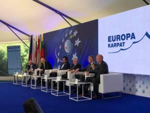 """Universitatea """"Ștefan cel Mare"""" din Suceava, reprezentată la Forumul Economic organizat în orașul Krynica-Zdrój din Polonia"""