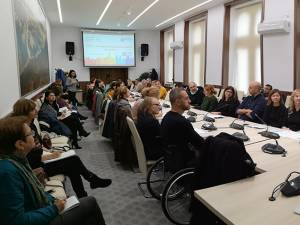 Model inovativ de ucenicie și angajare a tinerilor cu dizabilități, tineri care au abandonat școala, romi sau migranți, în județul Suceava