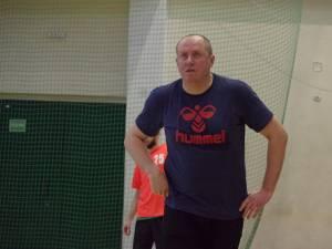 Antrenorul Ioan Tcaciuc crede că echipa mai are de lucrat la omogenizare şi la jocul defensiv