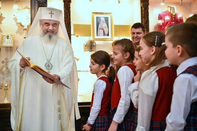 Mesajul Preafericitului Părinte Daniel, Patriarhul Bisericii Ortodoxe Române, la începutul anului şcolar 2019-2020.