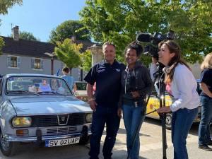 Crainiciuc și Dacia vedetă a evenimentului retro dedicat Renault 12