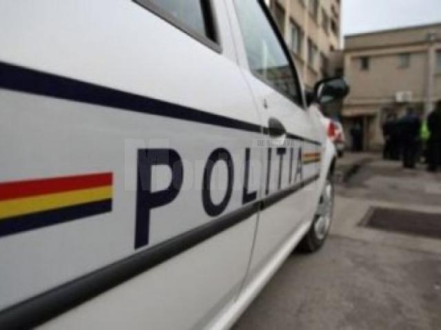 Un bărbat din Udeşti a condus beat maşina până la postul de poliţie, vrând să reclame o tamponare