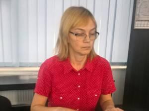 Directorul executiv al DSP, dr. Liliana Grădinariu