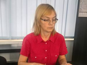 Directorul executiv al DSP Suceava, dr. Liliana Grădinariu