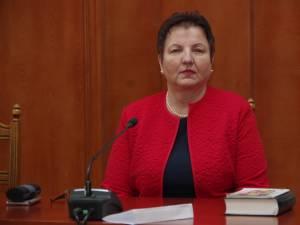 Silvia Boliacu, fostul subprefect de Suceava
