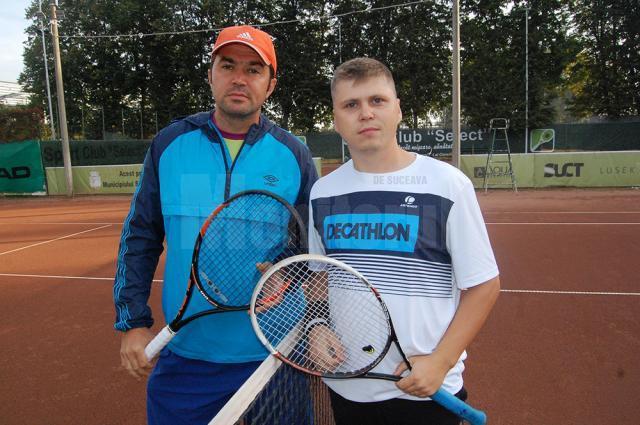 Vlad Mocanu şi Silviu Airoaei au evoluat în cadrul Categoriei Secundară