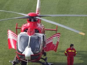 Un elicopter SMURD va fi alocat judeţelor Suceava şi Neamţ