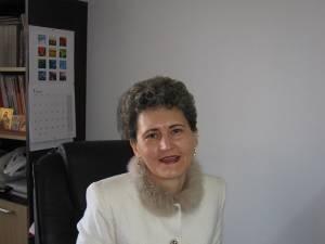 Luminiţa Rîşca, fosta secretară a comunei Şcheia
