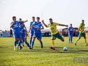 Marin a reuşit dubla în duelul de pe terenul fostei sale echipe. Foto Costi Solovastru