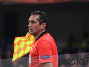 Sebastian Gheorghe inspiră aer de Liga Campionilor