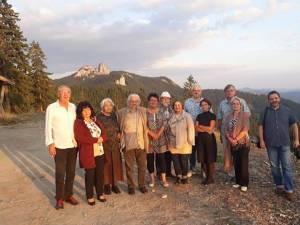 Participanții la cea de-a treia ediție a taberei de creație susținută de omul de afaceri Petrică Negrea