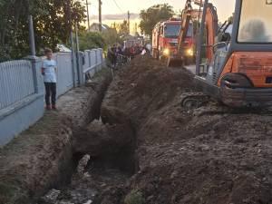 Un bărbat a murit la Bosanci, în urma surpării unui mal de pământ