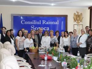 O delegaţie a DGASPC Suceava s-a aflat într-un schimb de experienţă la Direcţia de Asistenţă Socială de la Soroca