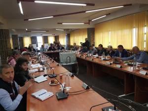 Ședința de ieri de Consiliu Local Suceava