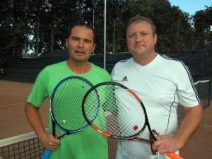 Bogdan Grosu şi Cristi Carpiuc au evoluat în cadrul Categoriei Principală