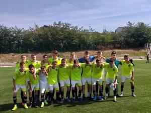 Echipa de juniori Under 16 de la LPS Suceava, participantă în Liga Elitelor