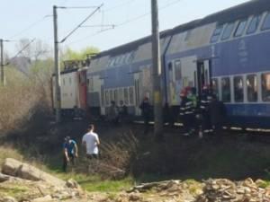 Trenul personal Vatra Dornei-Bistrița  Foto Mediafax