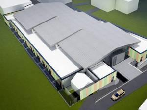 Piaţa Mică din George Enescu intră în proces de modernizare şi extindere cu parcare subterană