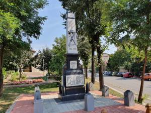 Monumentul eroilor din Primul Război Mondial, de la Burdujeni, reabilitat si pus in valoare 2