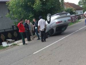 Accidentul s-a petrecut în vara anului 2017, la Comănești