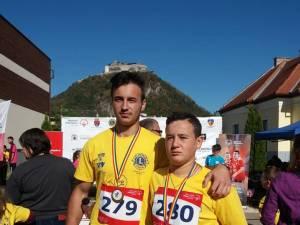 Două medalii de aur şi două medalii de argint pentru sportivii de la Centrul de Servicii Multifuncționale pentru copilul aflat în dificultate Gura Humorului la Deva şi Hunedoara