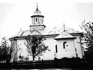 Biserica din Şcheia - Suceava
