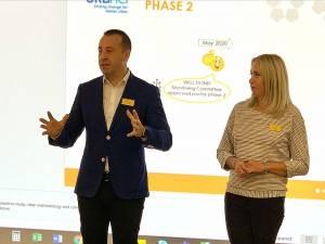 Viceprimarul Lucian Harșovschi, prezent la una dintre etapele proiectului Health&GreenSpace în Finlanda